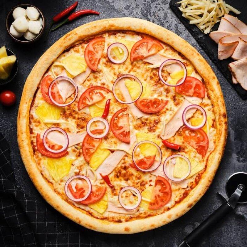 Пицца «Карри»