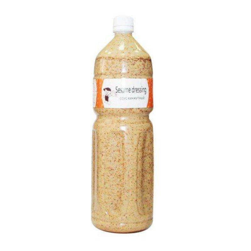Соус орехово-кунжутный