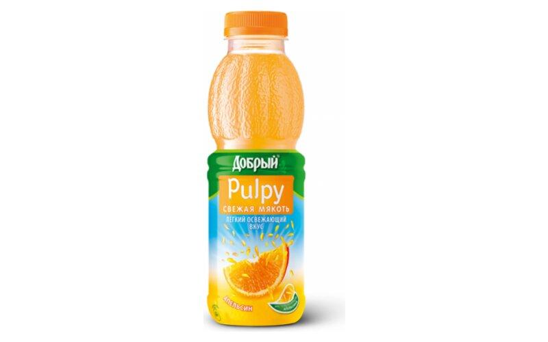 Напиток Pulpy «Апельсин»