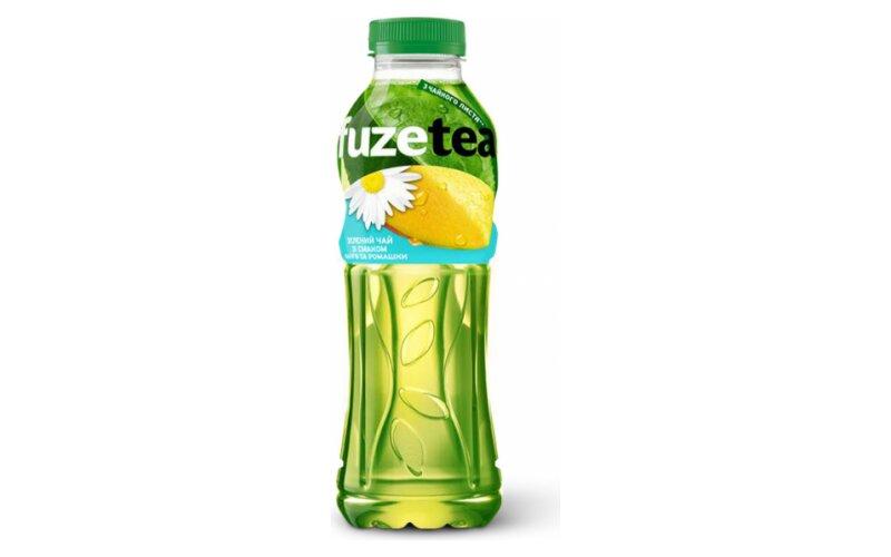 Напиток чайный Fuze Tea «Манго-ромашка»