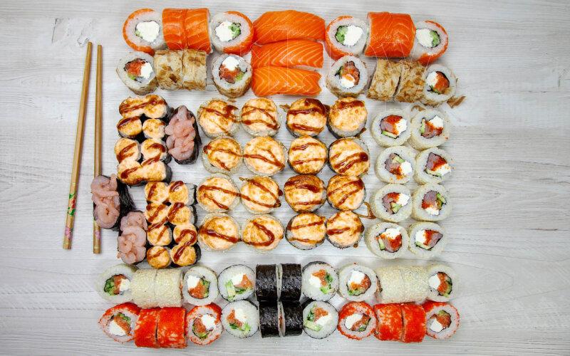 Суши-сет «Харакири»