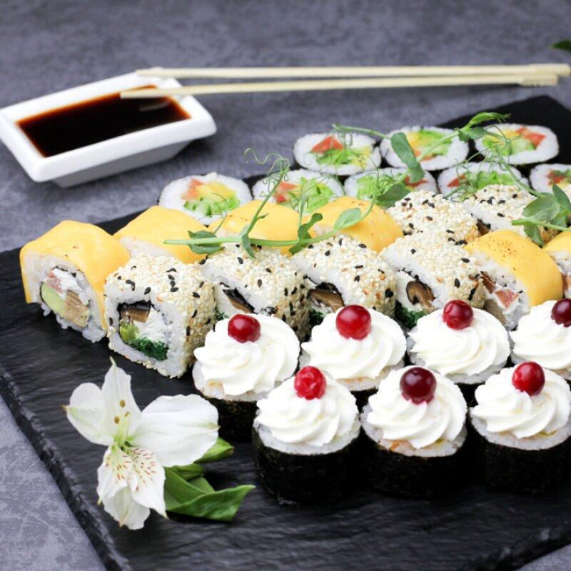 Суши-сет «Вегетарианец»