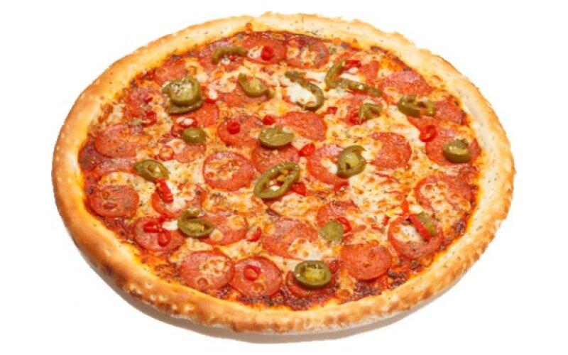 Пицца «Дабл-Хот Пеперони»