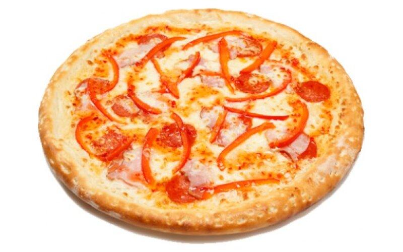Пицца «Азиатская»