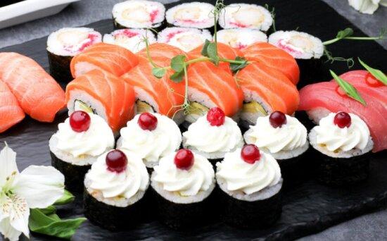 Суши-сет «Годзилла»