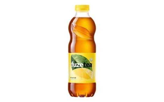 Напиток чайный Fuze Tea с лимоном