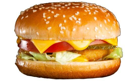 Бургер «Фанни Чикен»