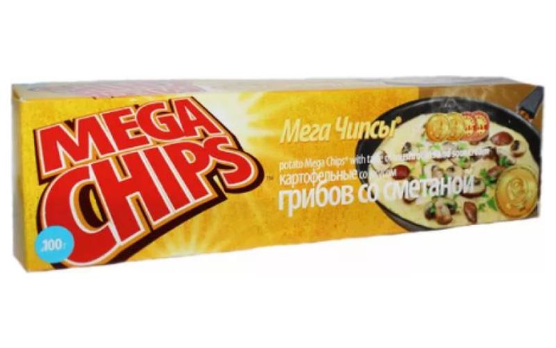 Чипсы «Мега»