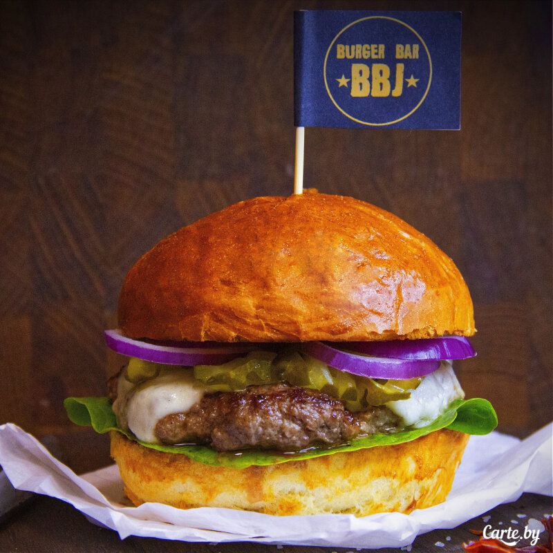 Бургер «Завали Билла»