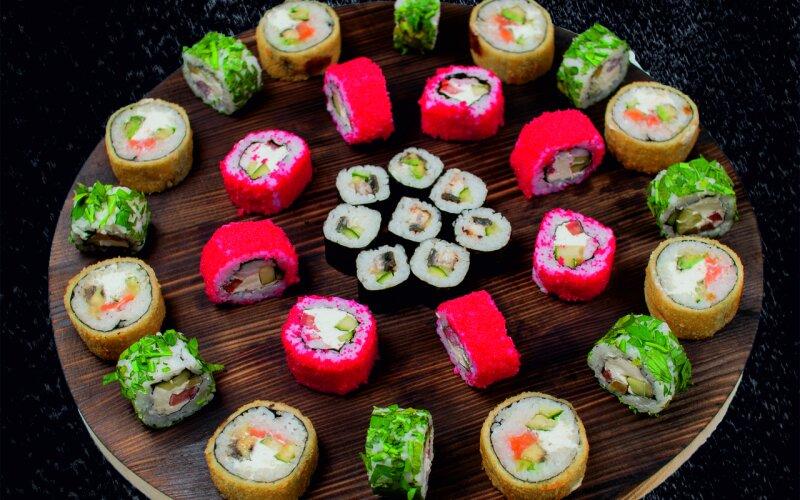 Суши-сет «Тебе понравится»