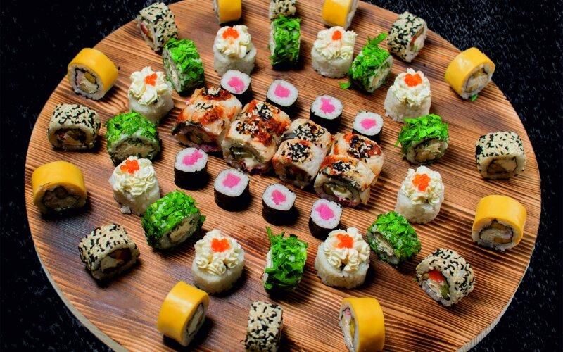 Суши-сет «Слуцкие пояса»