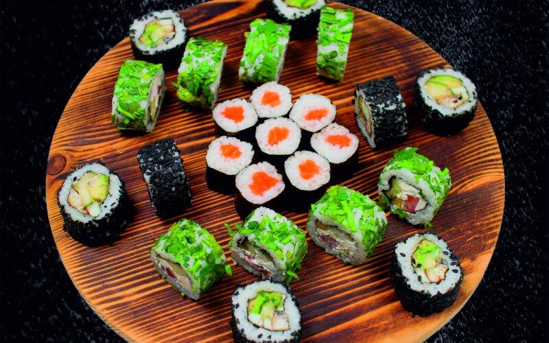 Суши-сет «Сахарный»