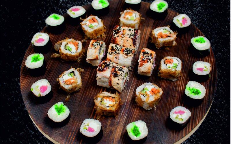 Суши-сет «Осенний»