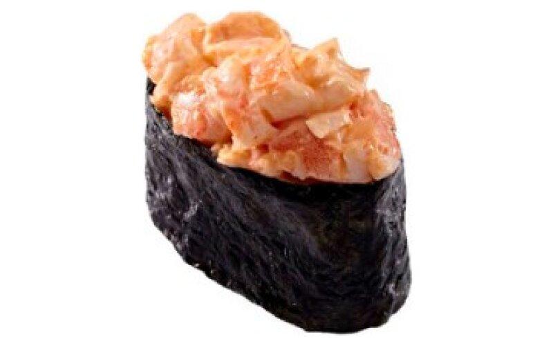 Суши «Острая креветка»