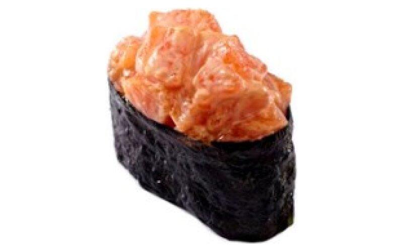 Суши «Острый лосось»