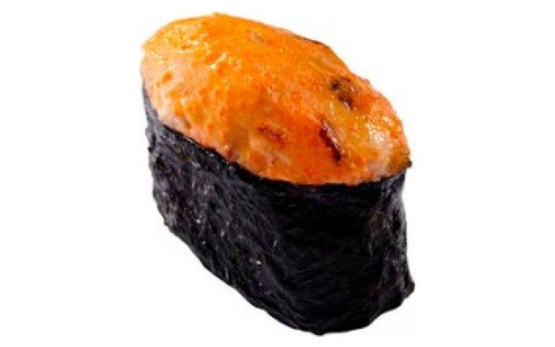 Запечённые суши «Угорь»