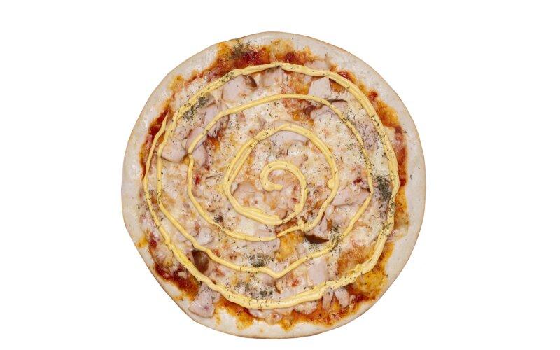 Пицца «Просто сырный цыплёнок»