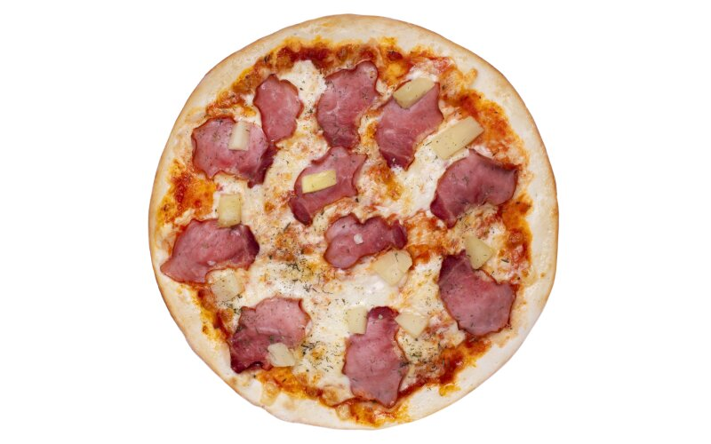 Пицца «Просто Гавайи»