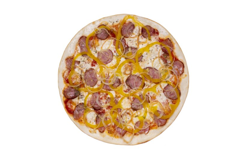 Пицца «Просто баварская»