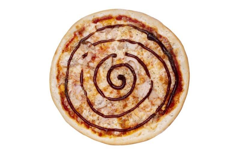 Пицца «Просто барбекю»