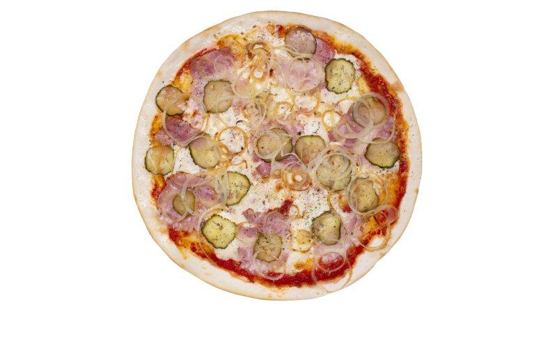 Пицца «Просто миланеза»