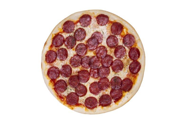 Пицца «Просто пеперони»
