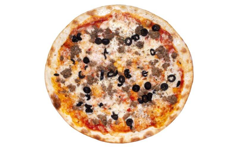 Пицца «Просто болоньезе»