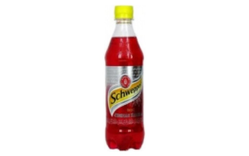 Напиток газированный Schweppes «Клюква»