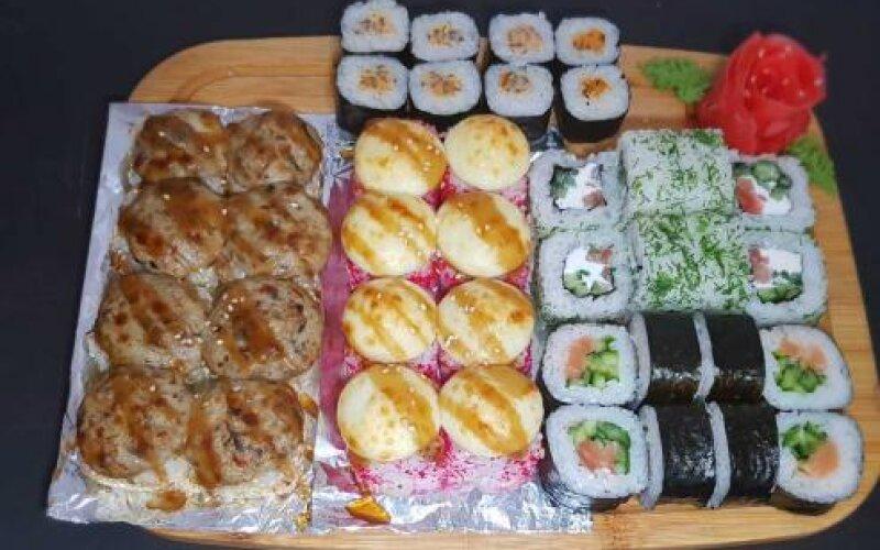 Суши-сет «СушиМания»