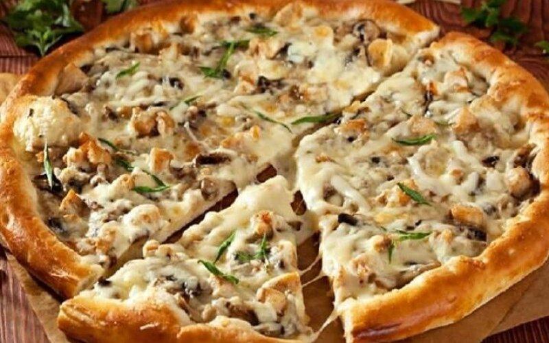 Пицца «Жульен»
