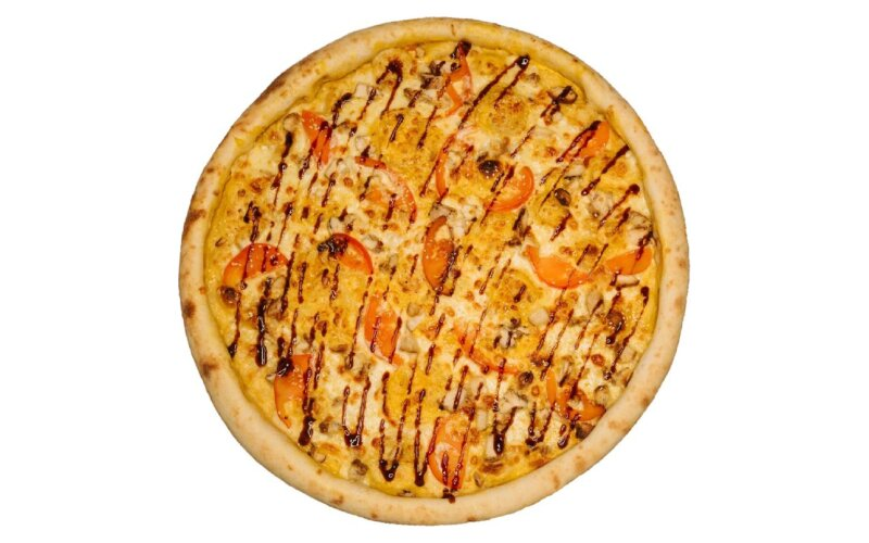 Пицца «Сырная курочка»
