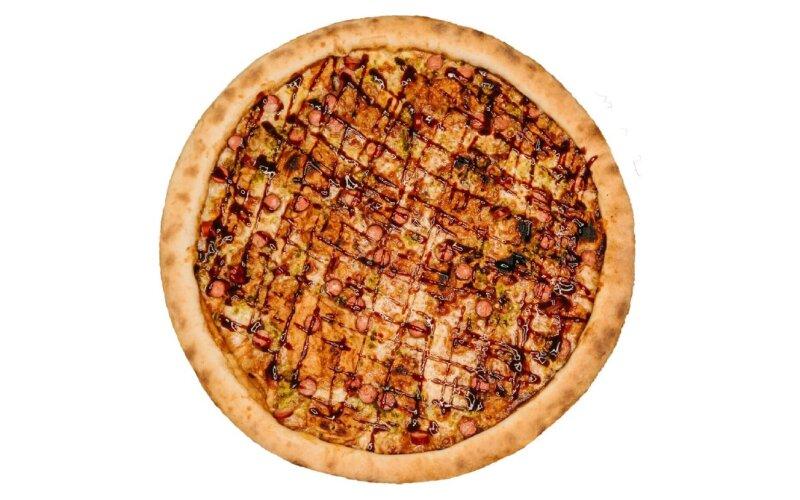 Пицца «Баварская  с перчиком»
