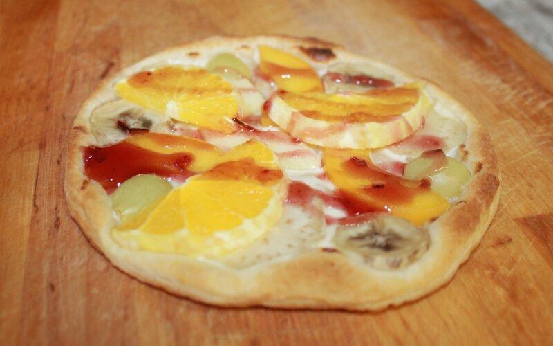 Пицца «Фруктовая»