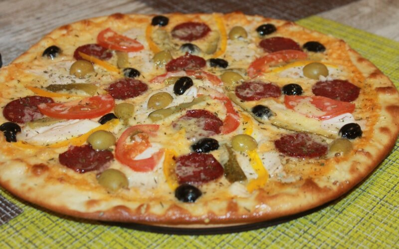 Пицца «Зодиак»