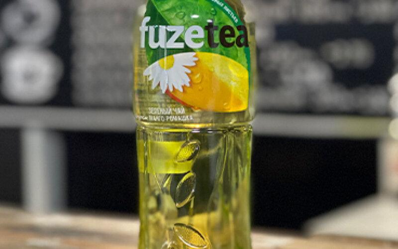 Чайный напиток FuzeTea «Ромашка-манго»