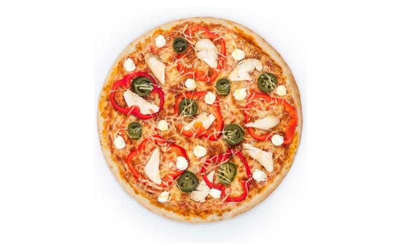 Пицца «Цыплёнок цыпа»