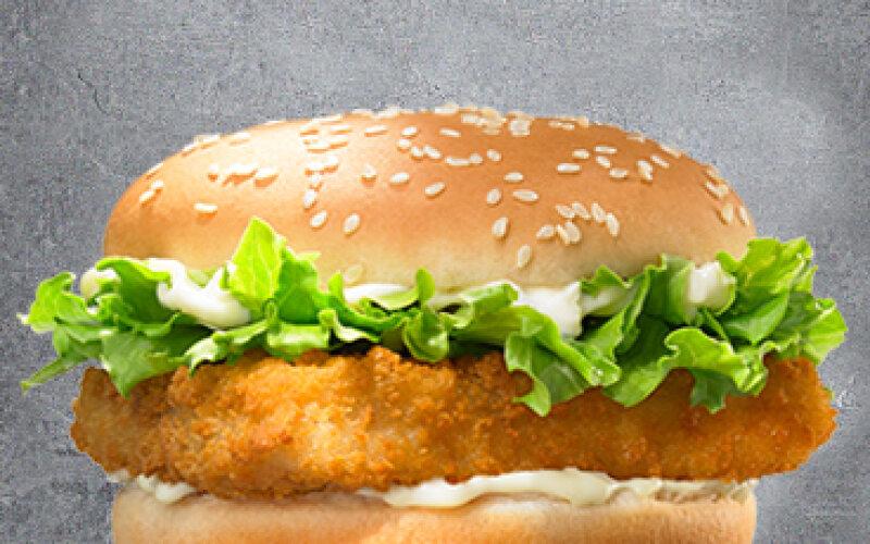 «Фреш-фиш» бургер