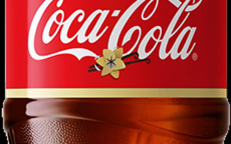 Напиток газированные Coca-Cola «Ваниль»