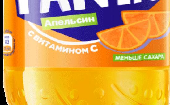 Напиток газированныеFanta