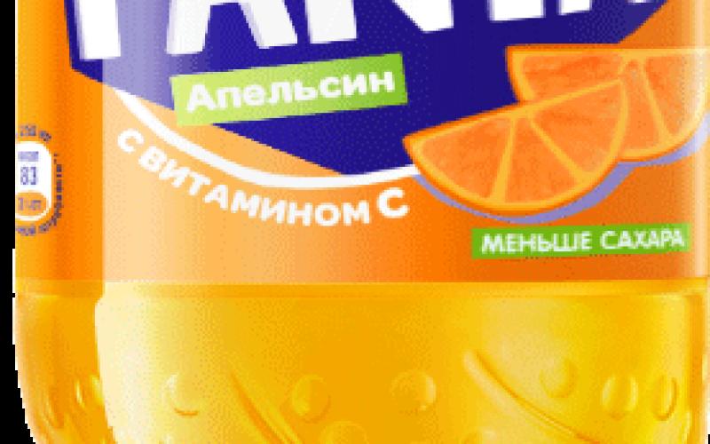 Напиток газированные Fanta