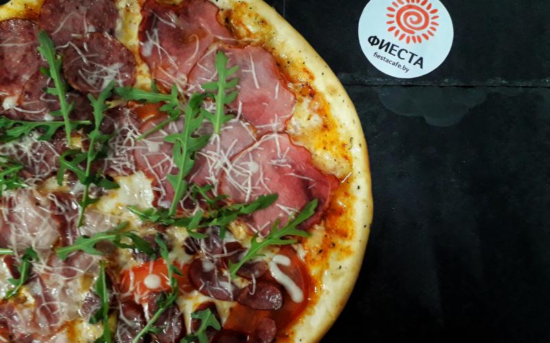 Пицца «Четыре синьора»