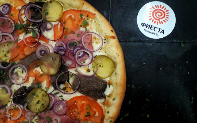 Пицца «Фиеста»