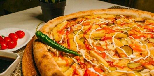 Пицца «Украинская»