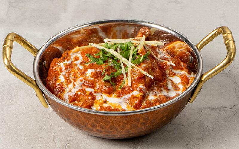 Курица в соусе «Масала»