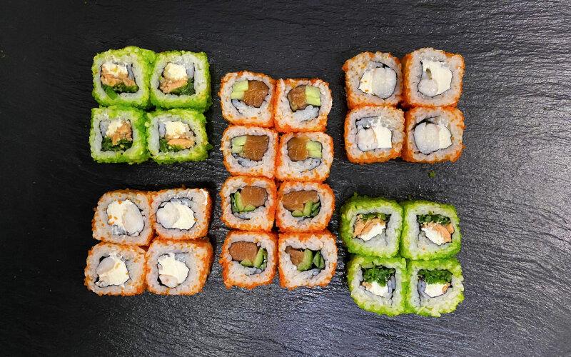 Суши-сет «Масаго»