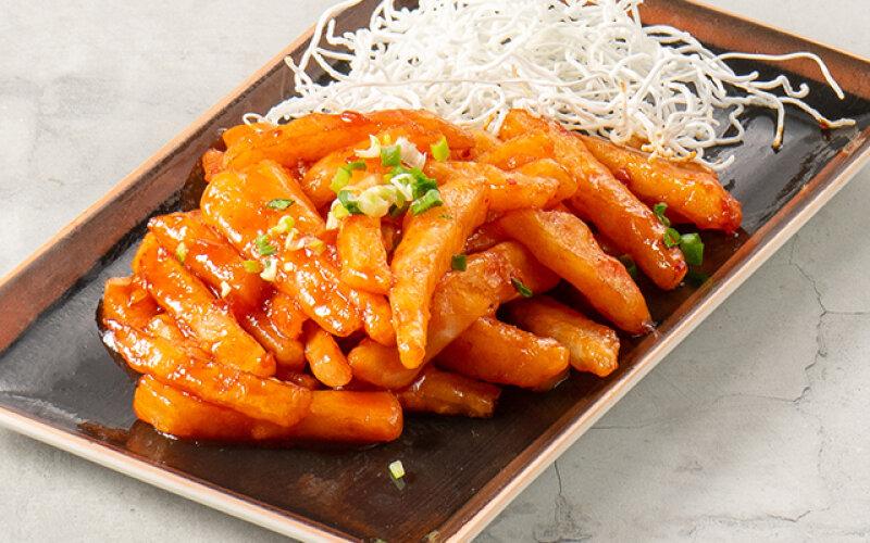 Картофель «По-сингапурски»