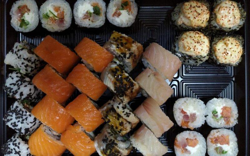 Суши-сет «Тидзу»