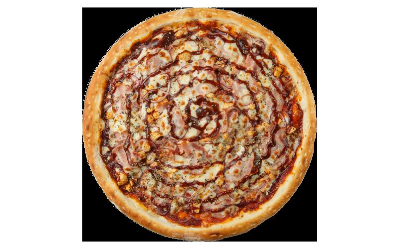 Пицца «Чиккен BBQ»