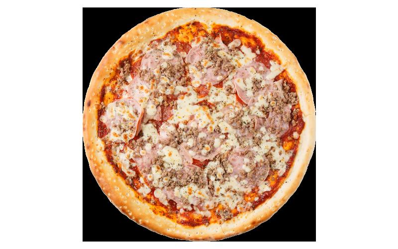Пицца «Буржуй»