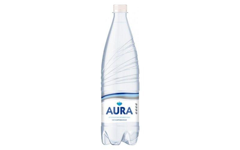 Вода питьевая Aura»